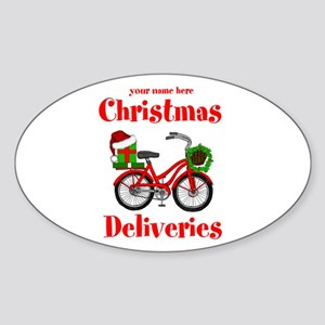 Christmas Deliveries Sticker