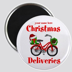 Christmas Deliveries Magnets