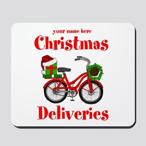 Christmas Deliveries Mousepad