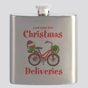 Christmas Deliveries Flask