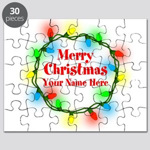 Christmas Lights Puzzle