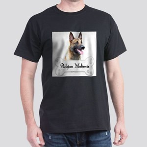 Malinois 2 Ash Grey T-Shirt