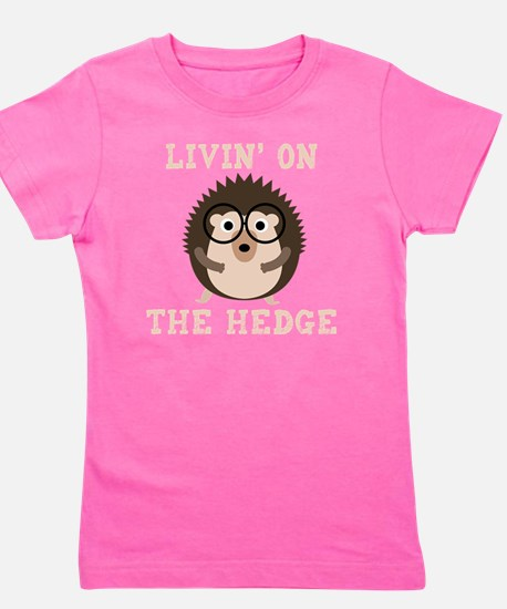 Cool Hipsters Girl's Tee