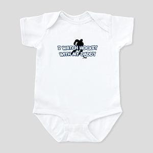 Tampa Bay Hockey Daddy Infant Bodysuit