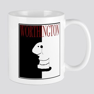 One coffee, extra Worthington