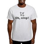 Oh Crop! Light T-Shirt