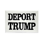 Deport Trump Liberal Politics Rectangle Magnets