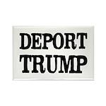 Deport Trump Liberal Po Rectangle Magnet Magnets