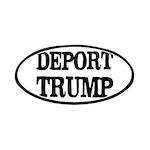 Deport Trump Liberal Politics Patch