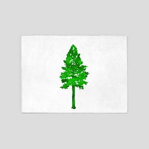 TREE 5'x7'Area Rug