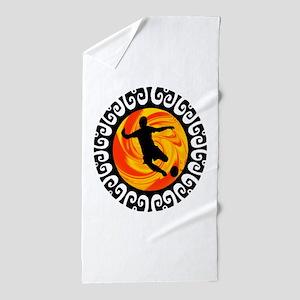 GOAL Beach Towel