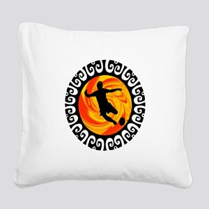 GOAL Square Canvas Pillow