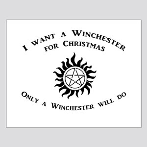 Winchester For Christmas Posters