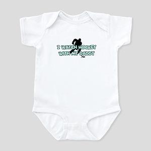 Vancouver Hockey Daddy Infant Bodysuit