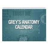 Greysanatomytv Calendars
