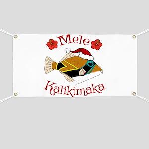 Christmas Humu Banner