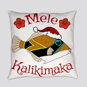 Christmas Humu Everyday Pillow
