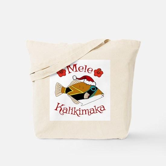 Christmas Humu Tote Bag