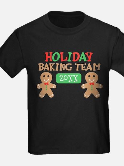 Holiday Baking Team Customizable T