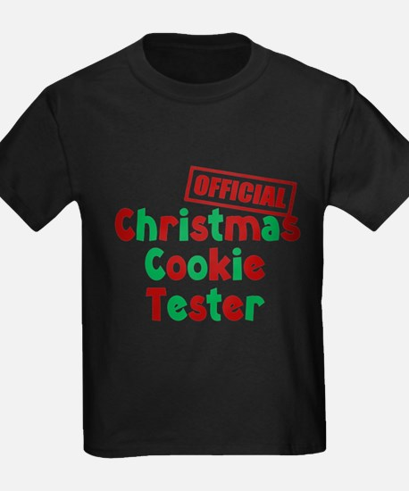 Christmas Cookie Tester T-Shirt