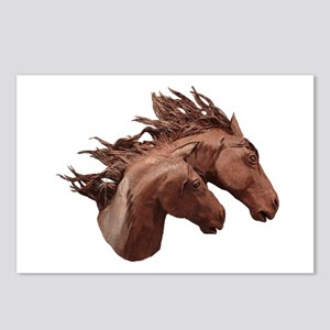 GALLOP Postcards (Package of 8)