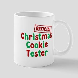 Christmas Cookie Tester Mugs