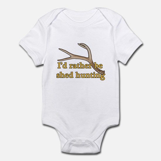 Shed hunter 1 Infant Bodysuit