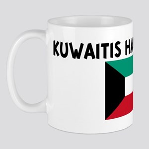 KUWAITIS HAVE MORE FUN Mug