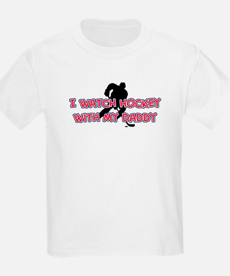 Washington Hockey Daddy T-Shirt
