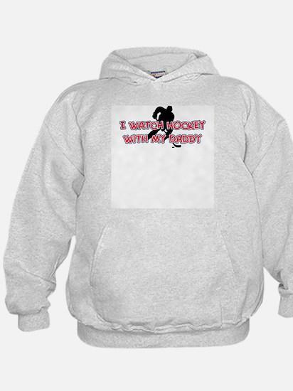 Washington Hockey Daddy Hoodie