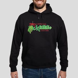 Mistletoe Tester Hoodie (dark)