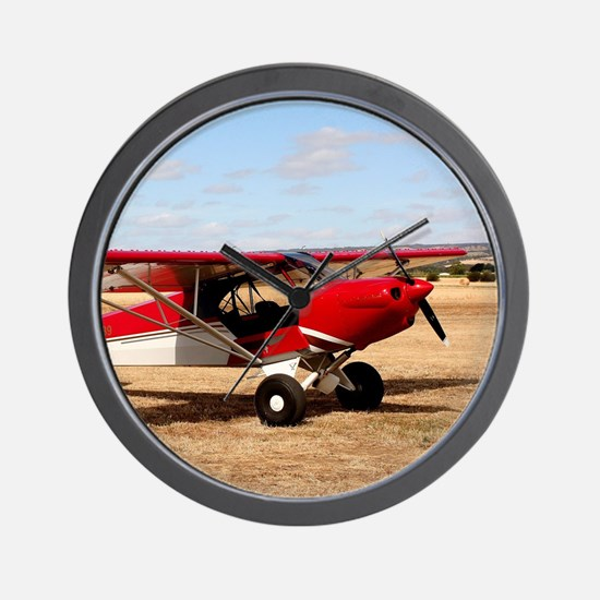 Sport Cub Plane, high wing aircraft (re Wall Clock