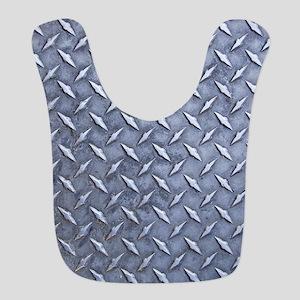 Steel Diamond Pattern Metal Grating Bib