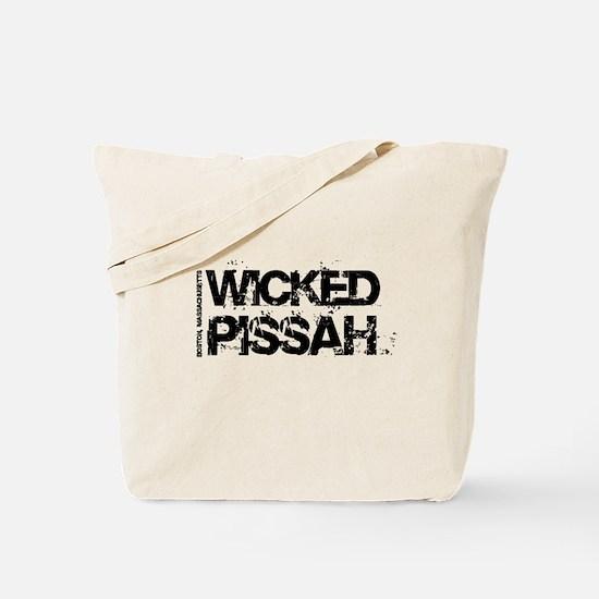 Wicked Pissah Boston Tote Bag