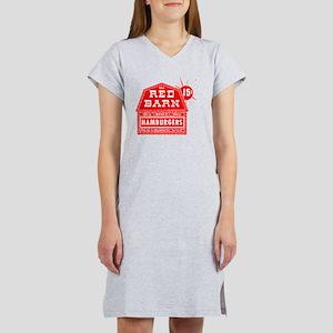 Red Barn Women's Nightshirt