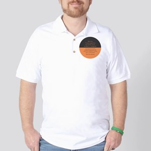 Trump Supporters Golf Shirt