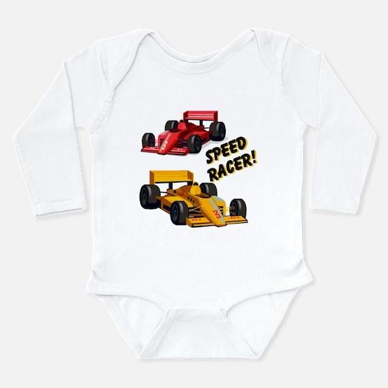 Speed Racer Infant Creeper Body Suit