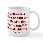 Recycle Smoking Section Mug
