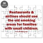 Recycle Smoking Section Puzzle