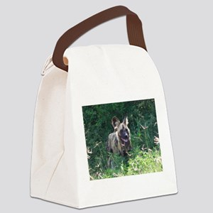 thandazile w snare Canvas Lunch Bag