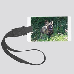 thandazile w snare Luggage Tag