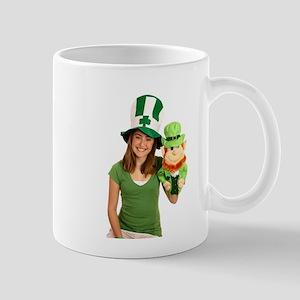 Happy St Patrick! Mugs