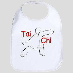 Tai Chi Baby Bib