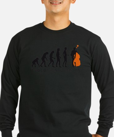 Evolution bass 2c B Long Sleeve T-Shirt