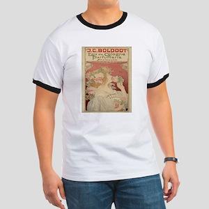 Vintage poster - Parfumerie T-Shirt