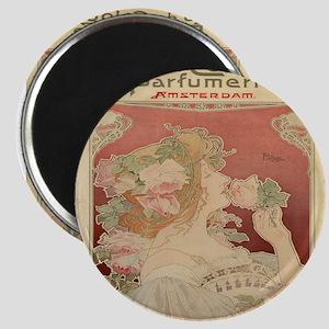 Vintage poster - Parfumerie Magnets