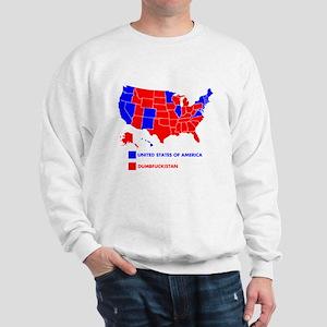 Dumbfuckistan Sweatshirt