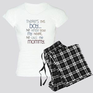 Baby Boy Quote for Mom Pajamas