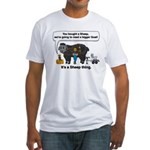 I Bought A Sheep Fitted T-Shirt