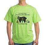 I Bought A Sheep Green T-Shirt